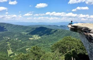Driving the Appalachian Trail