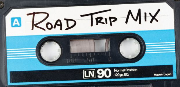 Blue tap, epic road trip playlist