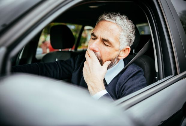 A Good Night's Sleep Helps Keep Your Driving Record Clean